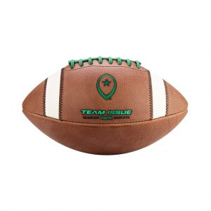 Team Issue Official Youth Football | Team Green Metallic