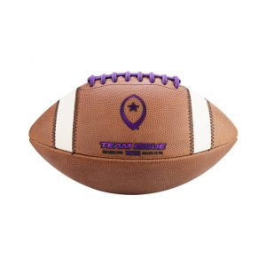 Team Issue Official Youth Football | Team Purple Metallic