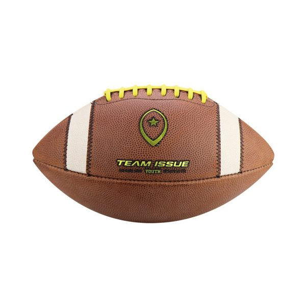 Team Issue Official Youth Football | Team Yellow Metallic