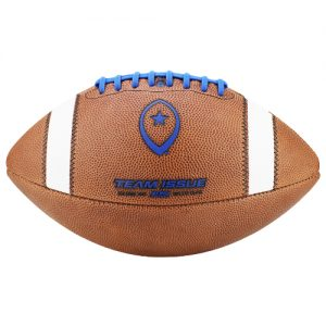 Team Issue Official High School Football | Money Ball | Blue Flat