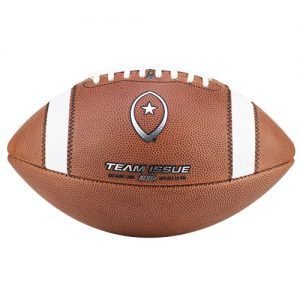 Team Issue Official High School Football | Money Ball | Chrome Metallic