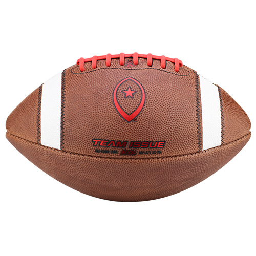 Team Issue Official High School Football | Money Ball | Red Metallic