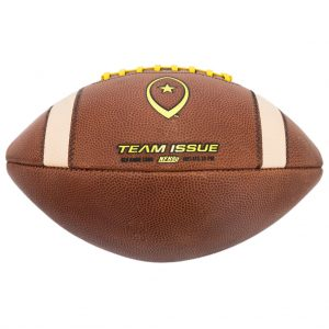 Team Issue Stock Football Yellow