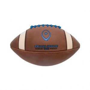 Team Issue Official Youth Football | Team Blue Metallic