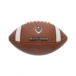 Team Issue Official Youth Football | Team White/Chrome Metallic