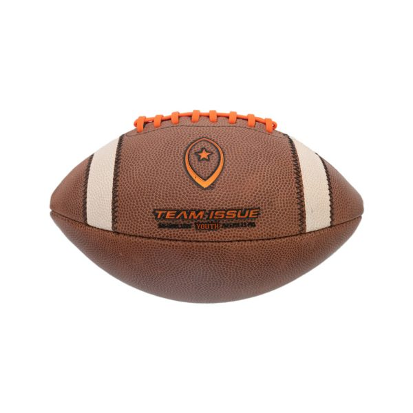 Team Issue Official Youth Football | Team Orange Metallic