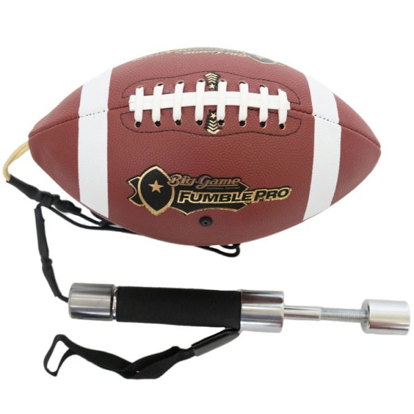 FumblePro Punch Handle - Composite Football